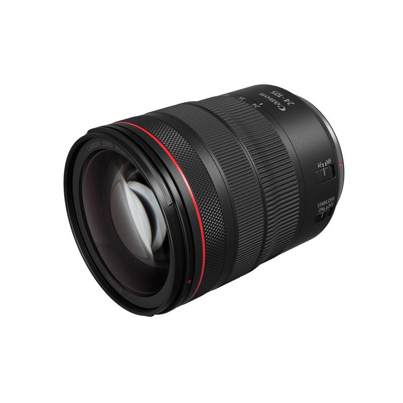 Canon キヤノン 標準ズームレンズ RF24-105mm F4L IS USM