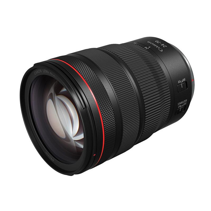 【キャッシュレス5%還元対象店】Canon キヤノン 大口径標準ズームレンズ RF24-70mm F2.8 L IS USM