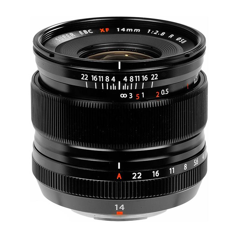 【7月21日20:00-7月26日1:59エントリー&カード決済でポイント最大7倍!】FUJIFILM フジフイルム 超広角単焦点レンズ XF 14mm F2.8 R