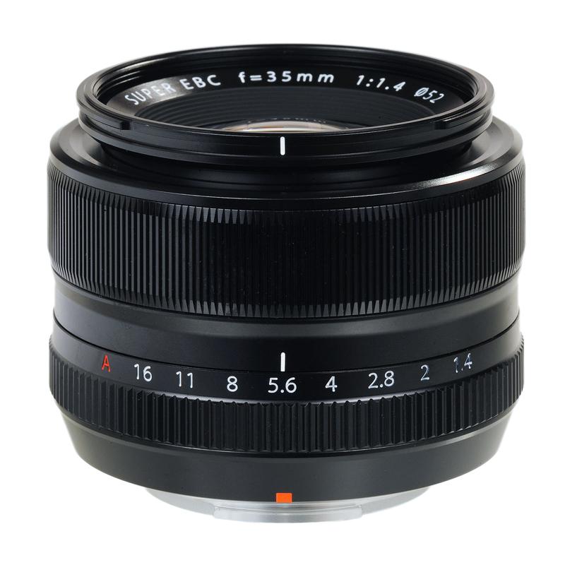 【キャッシュレス5%還元対象店】FUJIFILM フジフイルム 標準単焦点レンズ XF 35mm F1.4 R
