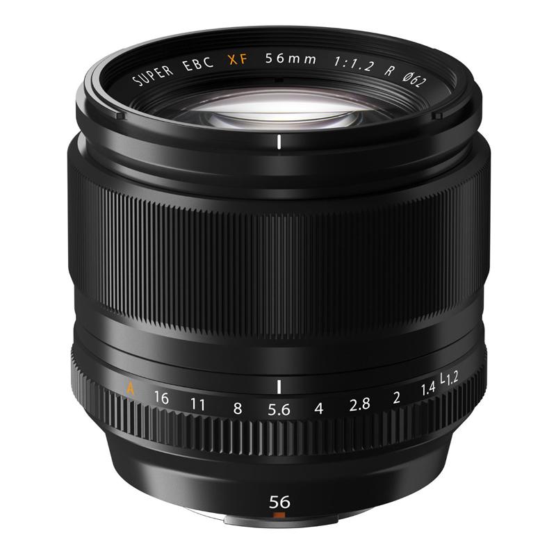 FUJIFILM フジフイルム 大口径・中望遠単焦点レンズ XF 56mm F1.2 R 【キャッシュバックキャンペーン10,000円対象】