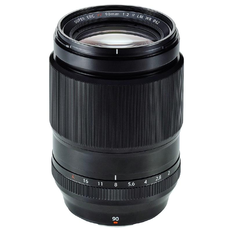 FUJIFILM フジフイルム 大口径・望遠単焦点レンズ XF 90mm F2 R LM WR 【キャッシュバックキャンペーン15,000円対象】