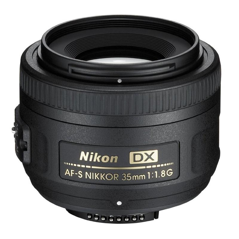 【キャッシュレス5%還元対象店】Nikon ニコン 標準単焦点レンズ AF-S DX NIKKOR 35mm f/1.8G 交換レンズ