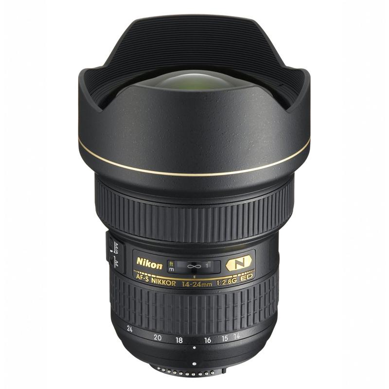 【4月12日20:00-16日1:59 カード決済でポイント9倍!】Nikon ニコン 広角ズームレンズ AF-S NIKKOR 14-24mm f/2.8G ED 交換レンズ 【キャッシュバックキャンペーン20,000円対象】
