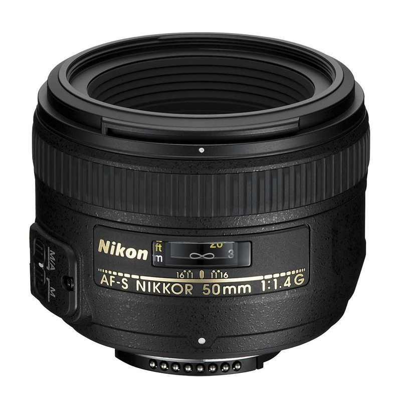 Nikon ニコン 標準単焦点レンズ AF-S NIKKOR 50mm f/1.4G 交換レンズ【キャッシュバックキャンペーン5,000円対象】