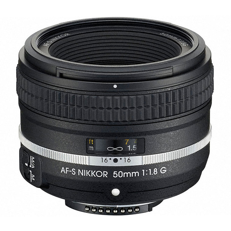 【4月12日20:00-16日1:59 カード決済でポイント9倍!】Nikon ニコン 大口径標準単焦点レンズ AF-S NIKKOR 50mm f/1.8G(Special Edition) 交換レンズ