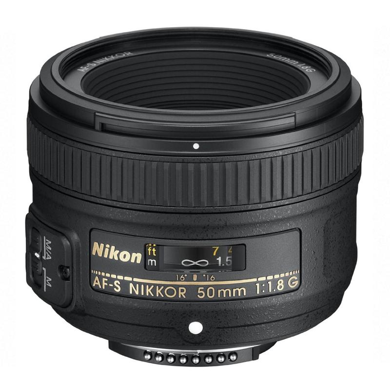 【6月1日0:00-6月1日23:59エントリー&カード決済でポイント8倍!】Nikon ニコン 大口径標準単焦点レンズ AF-S NIKKOR 50mm f/1.8G 交換レンズ