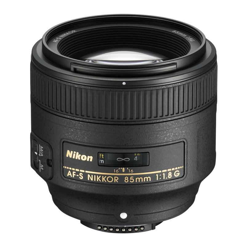 Nikon ニコン 中望遠単焦点レンズ AF-S NIKKOR 85mm f/1.8G