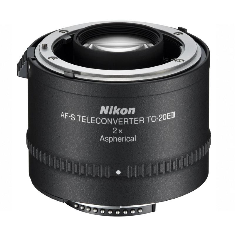 【4月12日20:00-16日1:59 カード決済でポイント9倍!】Nikon ニコン コンバージョンレンズ テレコンバーター AI AF-S TELECONVERTER TC-20E III