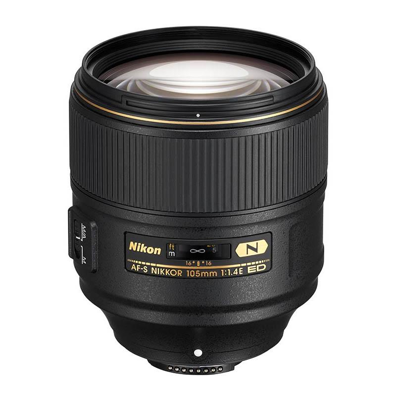 Nikon ニコン 大口径中望遠レンズ AF-S NIKKOR 105mm f/1.4E ED 交換レンズ【キャッシュバックキャンペーン20,000円対象】