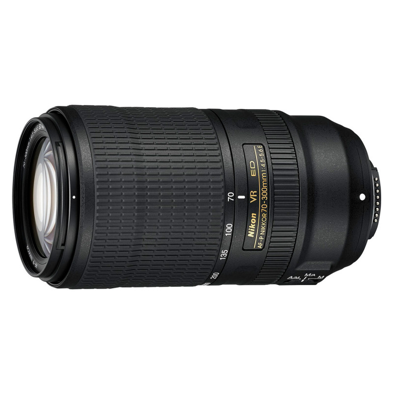 Nikon ニコン 望遠ズームレンズ AF-P NIKKOR 70-300mm f/4.5-5.6E ED VR 交換レンズ【キャッシュバックキャンペーン5,000円対象】