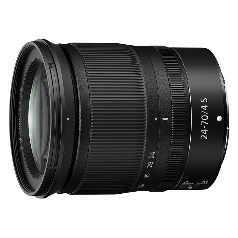 【キャッシュレス5%還元対象店】Nikon ニコン 標準ズームレンズ NIKKOR Z 24-70mm f/4 S
