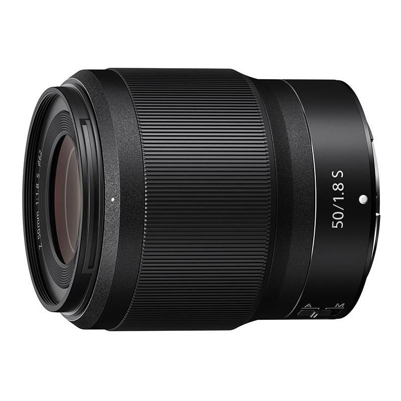 Nikon ニコン 標準単焦点レンズ NIKKOR Z 50mm f/1.8 S【キャッシュバックキャンペーン5,000円対象】