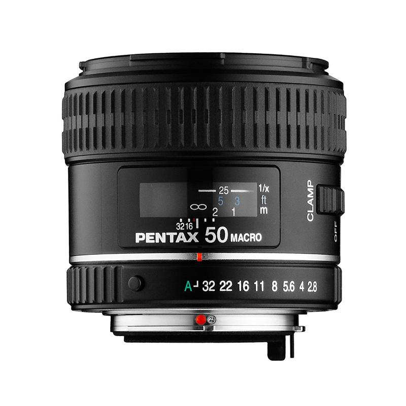 【7月21日20:00-7月26日1:59エントリー&カード決済でポイント最大7倍!】PENTAX (ペンタックス) smc PENTAX-D FA MACRO 50mm F2.8 望遠マクロレンズ