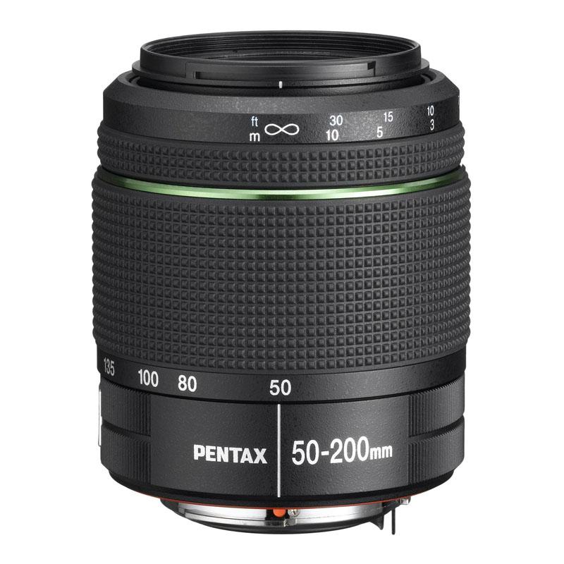 PENTAX (ペンタックス) smc PENTAX-DA 50-200mm F4-5.6 ED WR 望遠ズームレンズ