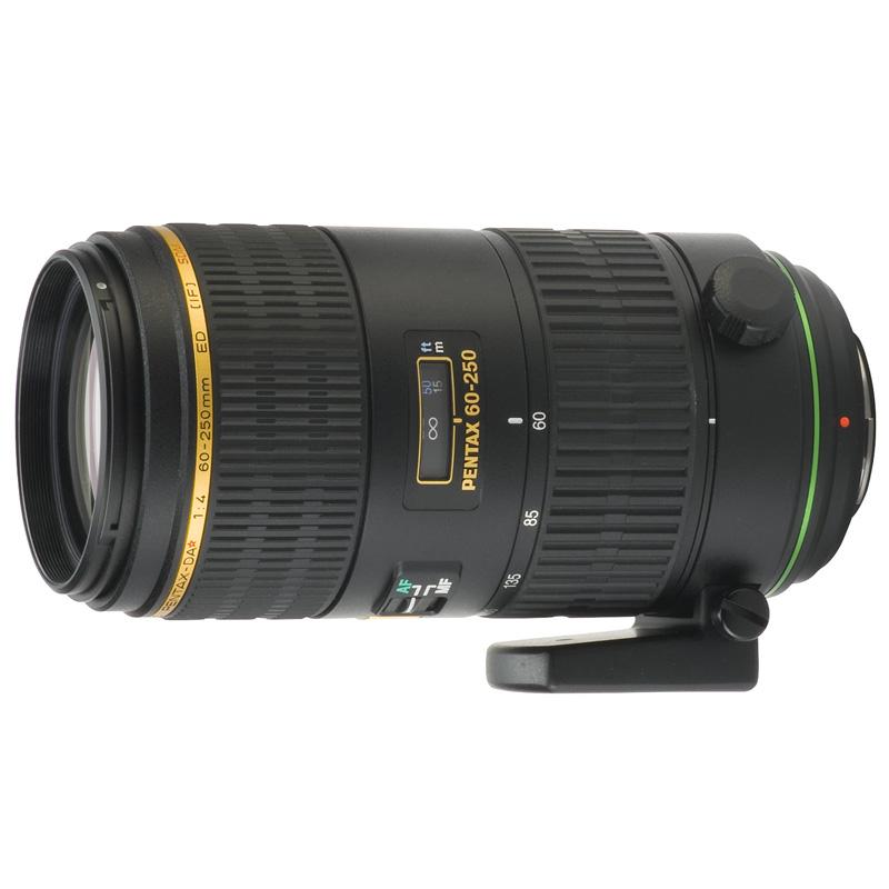 PENTAX (ペンタックス) smc PENTAX-DA★60-250mm F4 ED [IF] SDM 高倍率望遠ズームレンズ