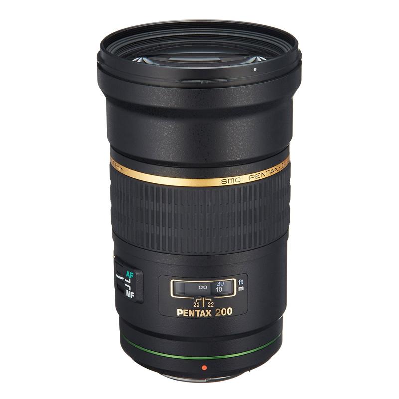 PENTAX (ペンタックス) smc PENTAX-DA★200mm F2.8 ED [IF] SDM 大口径望遠単焦点レンズ