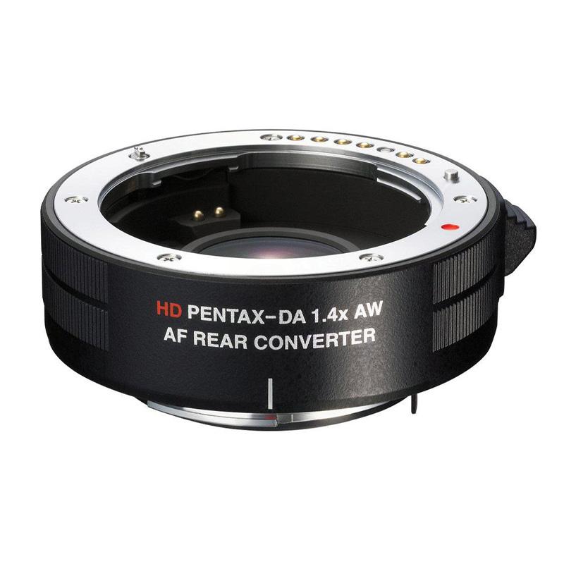 【4月12日20:00-16日1:59 カード決済でポイント9倍!】PENTAX (ペンタックス) HD PENTAX-DA AF REAR CONVERTER 1.4X AW コンバージョンレンズ リアコンバーター