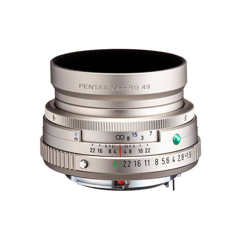 3月4日20:00-3月11日1:59 最大6 000円OFFクーポン発行中 予約商品 高価値 PENTAX 定番 ペンタックス 標準単焦点レンズ 43mmF1.9 シルバー PENTAX-FA HD 2021年4月下旬発売 Limited