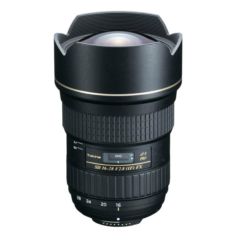 Tokinaトキナー 広角ズームレンズ AT-X 16-28 F2.8 PRO FX 16-28mm F2.8 (IF) ASPHERICAL Nikon(ニコン)用