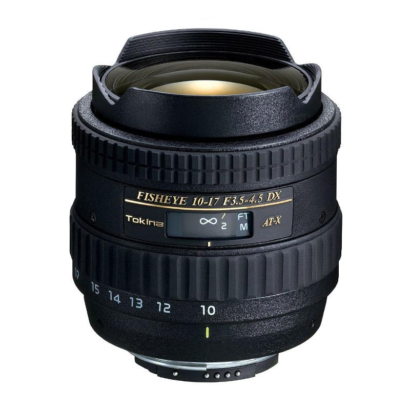 Tokinaトキナー 魚眼ズームレンズ AT-X 107 DX Fisheye 10-17mm F3.5-4.5 Nikon(ニコン)用