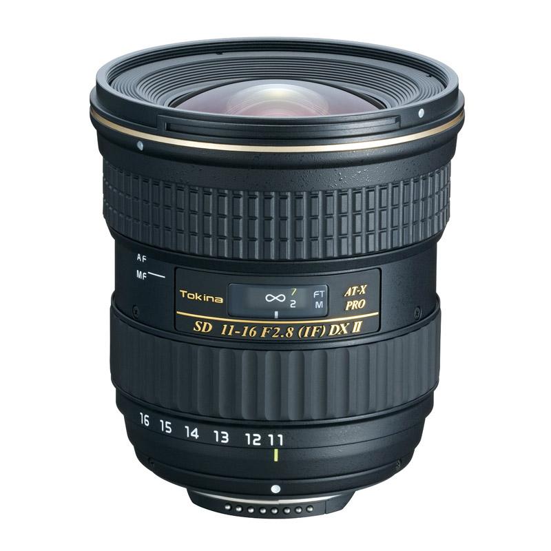 【キャッシュレス5%還元対象店】Tokinaトキナー 広角ズームレンズ AT-X 116 PRO DX II 11-16mm F2.8 IF ASPHERICAL Nikon(ニコン)用