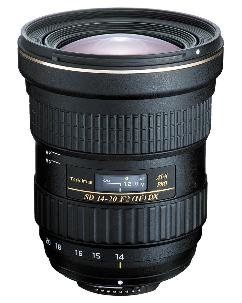 【6月1日0:00-6月1日23:59エントリー&カード決済でポイント8倍!】Tokinaトキナー 超広角ズームレンズ AT-X 14-20 F2 PRO DX 14-20mm F2 IF Nikon(ニコン)用