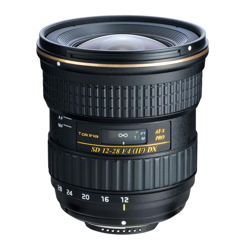 Tokinaトキナー 大口径広角ズームレンズ AT-X 12-28 PRO DX 12-28mm F4 (IF) ASPHERICAL Nikon(ニコン)用