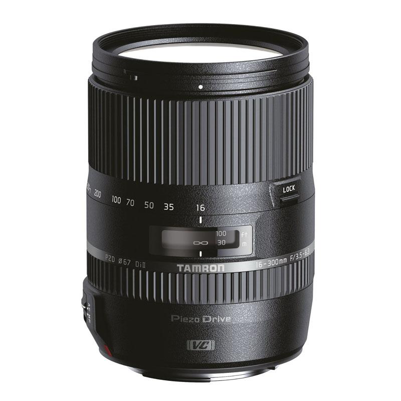 TAMRON タムロン 高倍率ズームレンズ 16-300mm F3.5-6.3 Di II PZD MACRO Canon(キヤノン)用 (B016)