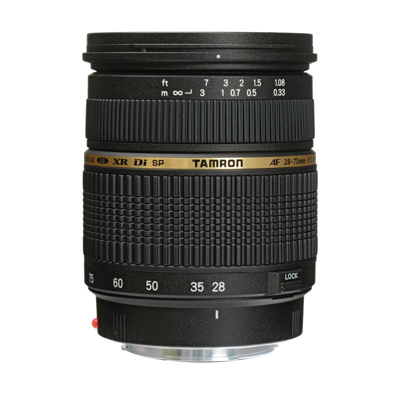 TAMRON タムロン 大口径・標準ズームレンズ SP AF28-75mm F/2.8 XR Di LD Aspherical [IF] MACRO Canon(キヤノン)用 (A09)