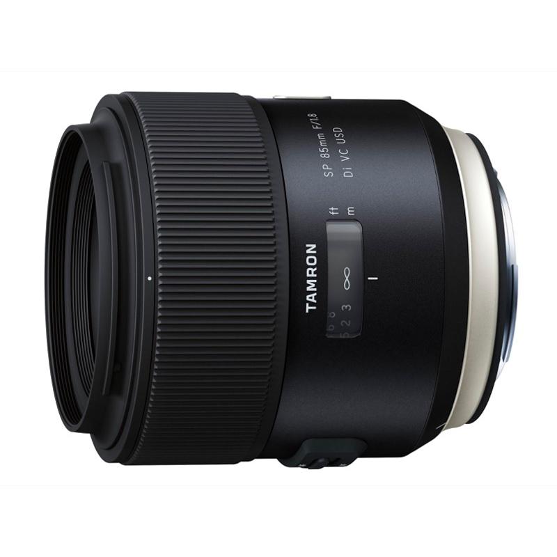 【4月12日20:00-16日1:59 カード決済でポイント9倍!】TAMRON タムロン 標準単焦点レンズ SP 85mm F/1.8 Di VC USD Canon(キヤノン)用(F016)