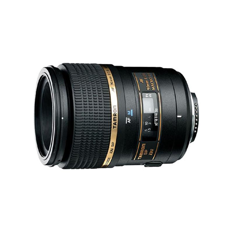 TAMRON タムロン 単焦点マクロレンズ SP AF90mm F/2.8 Di MACRO 1:1 Nikon(ニコン)用 (272E)