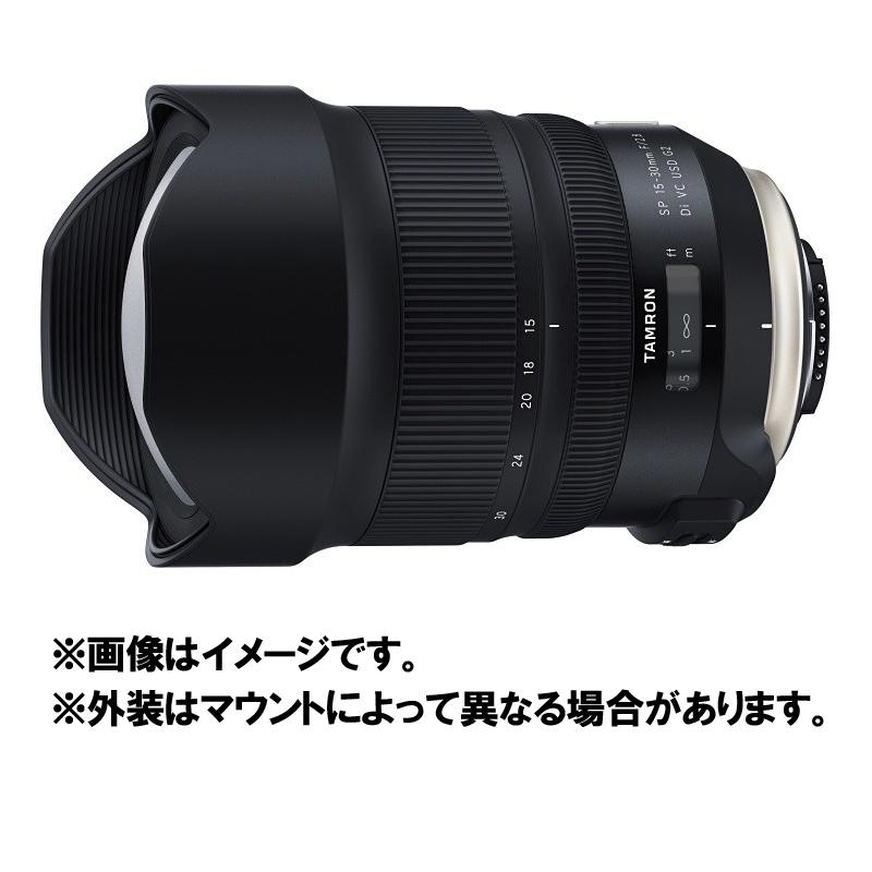 TAMRON タムロン 大口径超広角ズームレンズ SP 15-30mm F/2.8 Di VC USD G2D Canon(キヤノン)用 (A041)