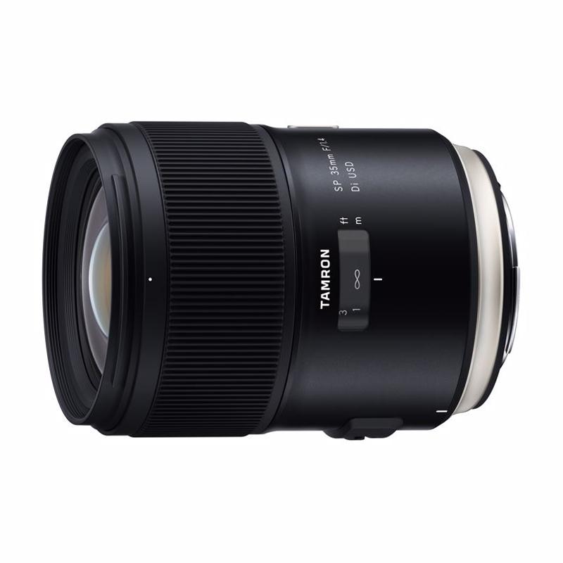 【キャッシュレス5%還元対象店】TAMRON タムロン 大口径・広角単焦点レンズ SP 35mm F/1.4 Di USD Canon(キヤノン)用(F045E)