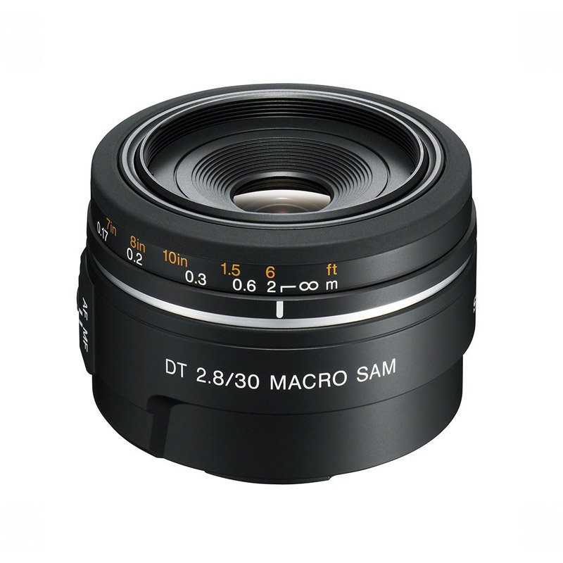 【6月4日20:00-6月11日1:59最大1,500円OFFクーポン発行中! SAL30M28 F2.8】SONY ソニー 広角単焦点レンズ DT 30mm F2.8 Macro SAM SAM SAL30M28, ナガチョウ:b4c0b9ff --- sunward.msk.ru