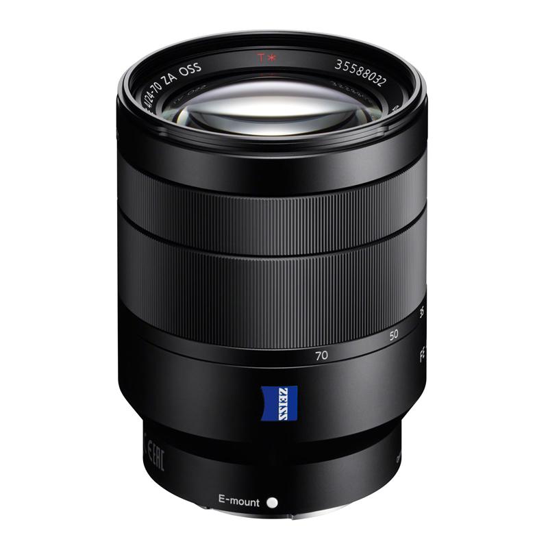 SONY ソニー 標準ズームレンズ Vario-Tessar T* FE 24-70mm F4 ZA OSS SEL2470Z ミラーレス一眼カメラ用