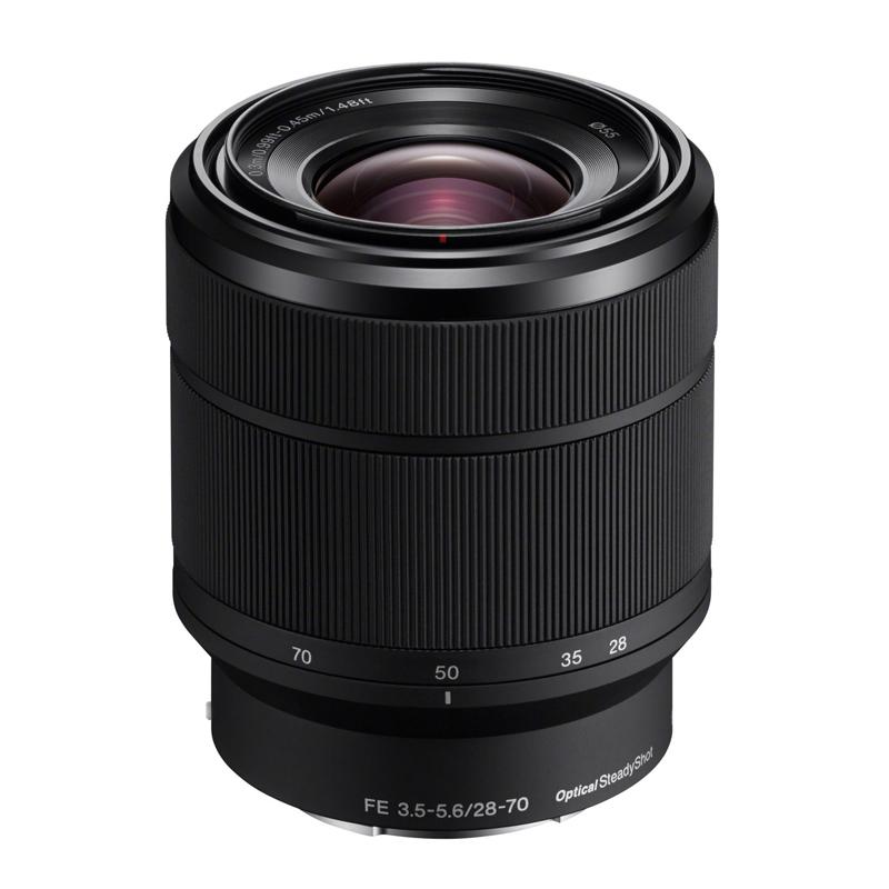 【キャッシュレス5%還元対象店】SONY ソニー 標準ズームレンズ FE 28-70mm F3.5-5.6 OSS SEL2870 ミラーレス一眼カメラ用