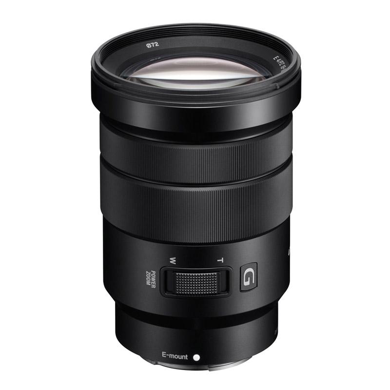 【キャッシュレス5%還元対象店】SONY ソニー 電動ズームレンズ E PZ 18-105mm F4 G OSS SELP18105G ミラーレス一眼カメラ用