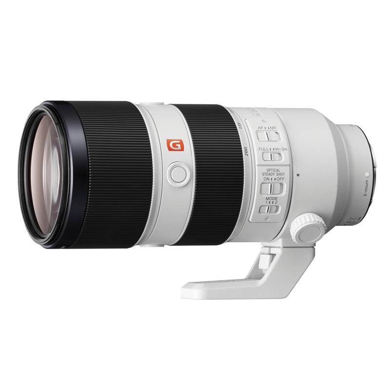 SONY ソニー 大口径望遠ズームレンズ FE 70-200mm F2.8 GM OSS SEL70200GM ミラーレス一眼カメラ用