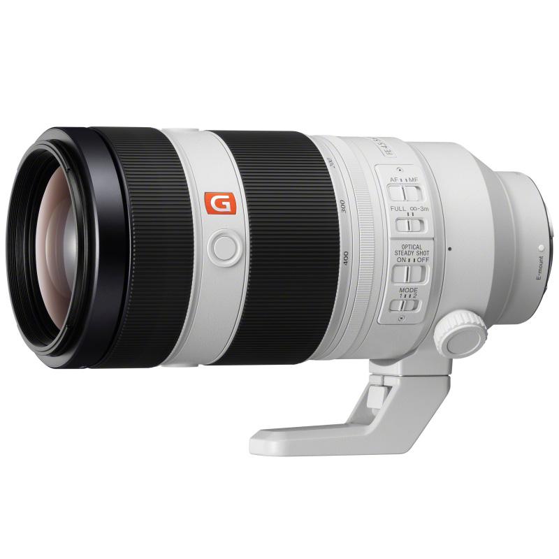 【キャッシュレス5%還元対象店】SONY ソニー 望遠ズームレンズ SONY FE 100-400mm F4.5-5.6 GM OSS SEL100400GM ミラーレス一眼カメラ用