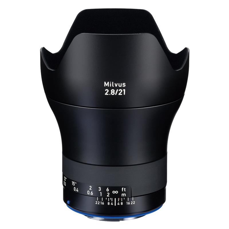 カールツァイス (Carl Zeiss) Milvus 2.8/21 ZE 広角単焦点レンズ ミルバス Canon(キヤノン)用