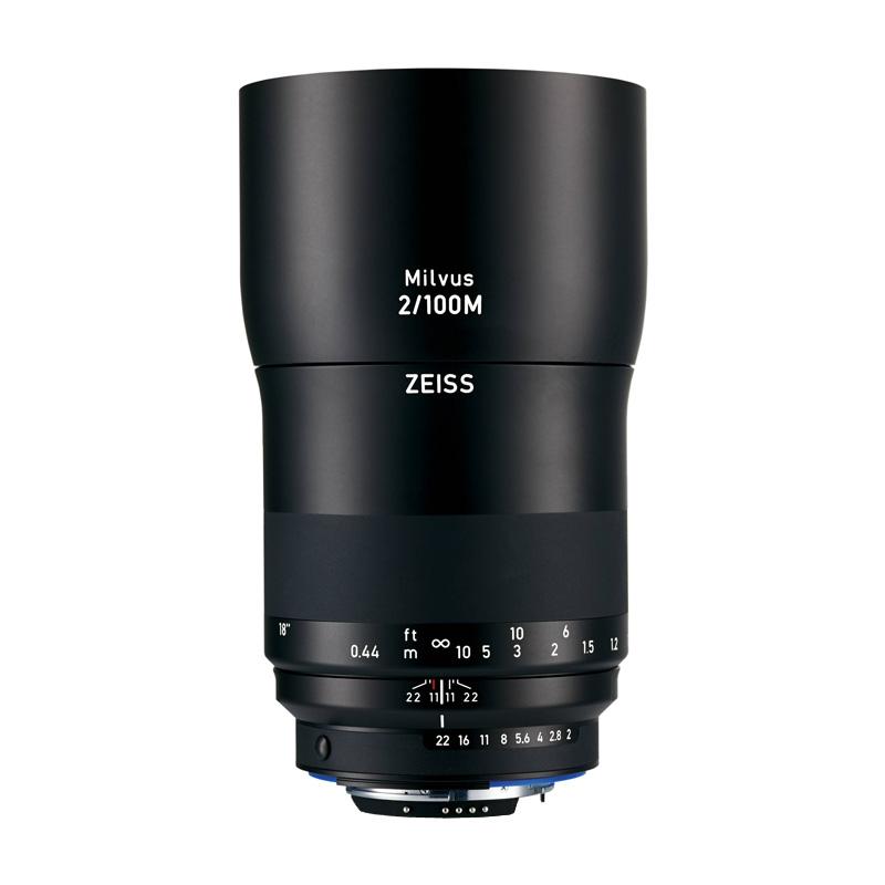カールツァイス (Carl Zeiss) Milvus 2/100 ZF.2 標準単焦点レンズ ミルバス Nikon(ニコン)用