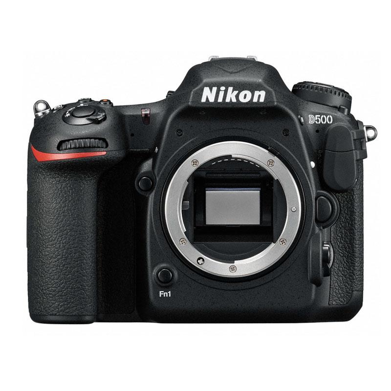 【4月12日20:00-16日1:59 カード決済でポイント9倍!】Nikon ニコン デジタル一眼レフカメラ D500 ボディ