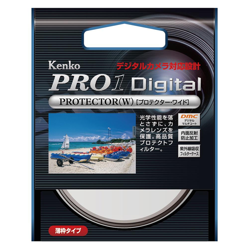 ネコポス ケンコー 1着でも送料無料 40.5mm PRO1D 大人気 レンズ保護フィルター W プロテクター