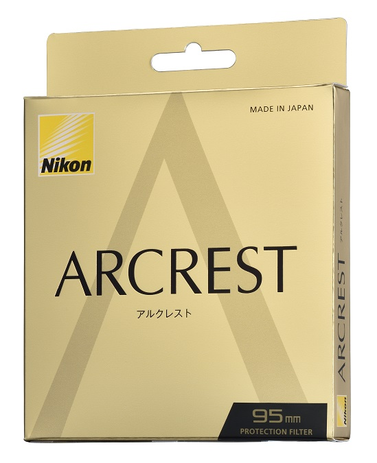 Nikon ニコン 95mm ARCREST アルクレスト PROTECTION FILTER 高性能レンズ保護フィルター