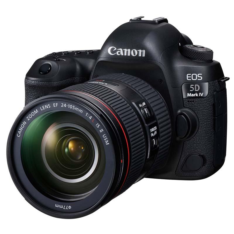 Canon キヤノン デジタル一眼レフカメラ EOS 5D Mark IV EF24-105mm F4L IS II USM レンズキット