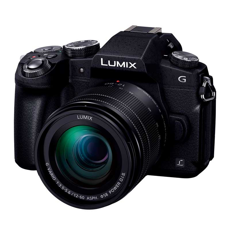 【4月12日20:00-16日1:59 カード決済でポイント9倍!】Panasonic パナソニック LUMIX G8 標準ズームレンズキット ブラック (DMC-G8M-K) ミラーレス一眼カメラ