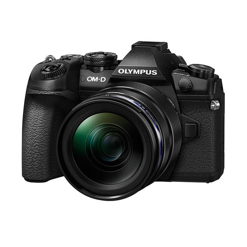 【キャッシュレス5%還元対象店】OLYMPUS オリンパス ミラーレス一眼カメラ OM-D E-M1 Mark II 12-40mm F2.8 PROキット
