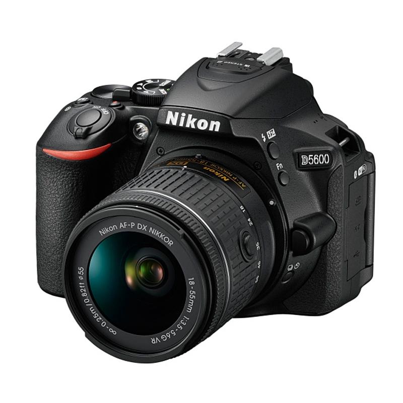 Nikon ニコン デジタル一眼レフカメラ D5600 18-55 VR レンズキット