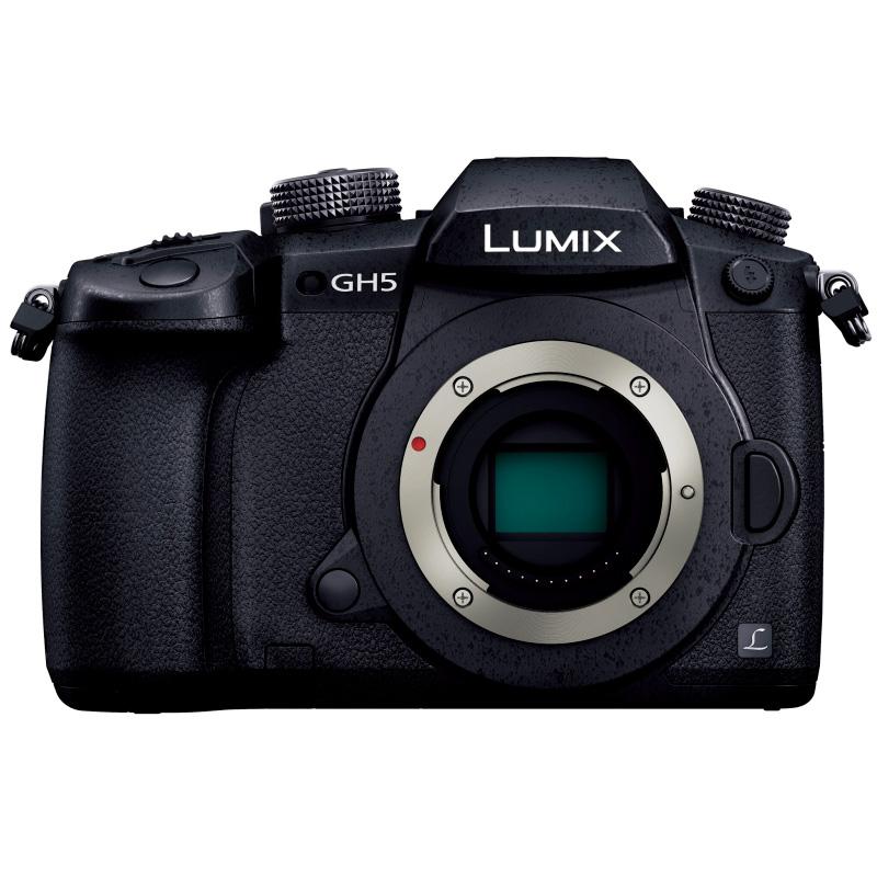 【キャッシュレス5%還元対象店】Panasonic パナソニック LUMIX GH5 ボディ(DC-GH5-K)ミラーレス一眼カメラ